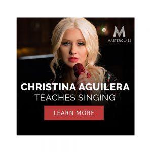 Christina Aguilera Masterclass Reviews