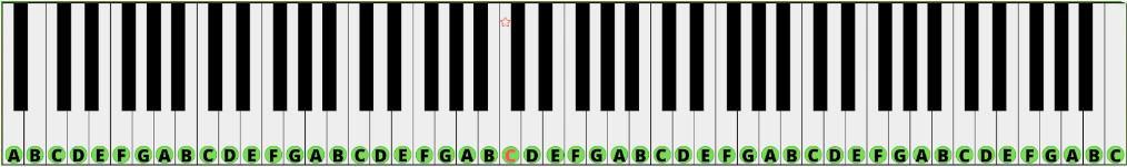 88-key piano