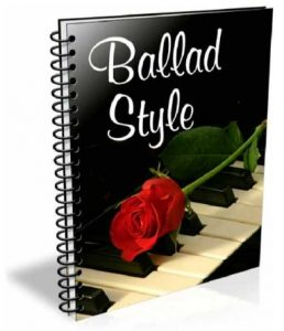 Ballad Style
