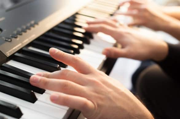 Learn Piano Chrods