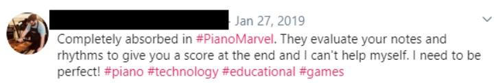 Piano Marvel Testimonial5