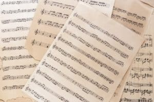 Piano Song Books and Music Sheets