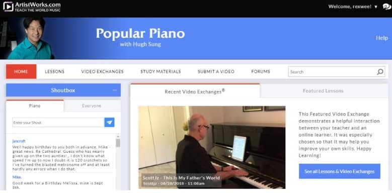 Popular Piano