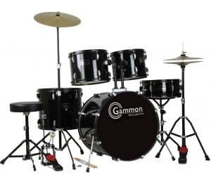 Gammon 5-piece