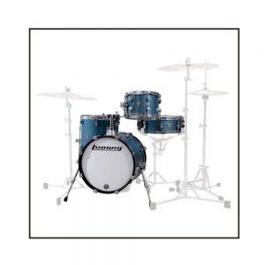 Ludwig Breakbeats Drum Set