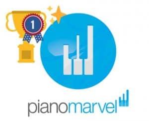 Piano Marvel Award