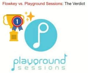 Playground Sessions Award