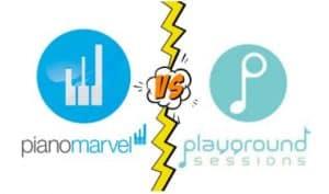Playground Sessions vs Piano Marvel