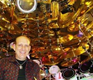 RevM as the largest drum set