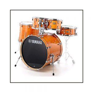 Yamaha Stage Custom Birch 5-pc Drum Set