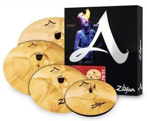 Zildjian Cymbal Set