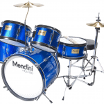 Mendini 3-Piece Kids Drum Set