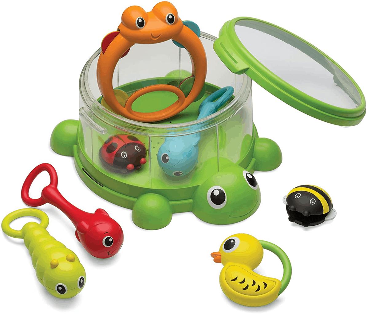 Infantino Turtle Drum