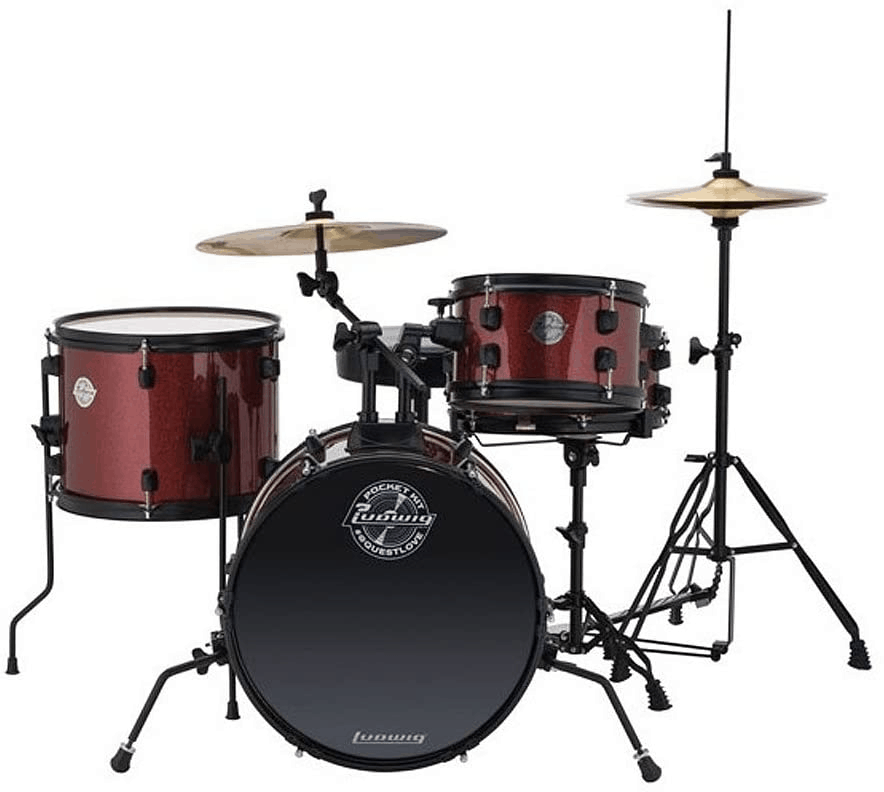 Ludwig Questlove Pocket Kit