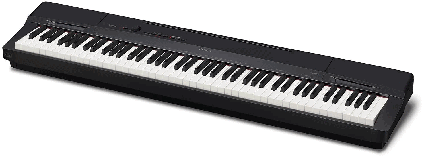Casio PX-160 Recording and Playback