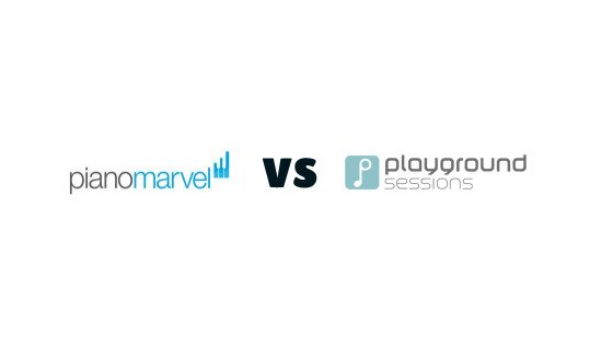 playground sessions vs piano marvel