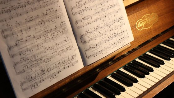 Piano Keys CHART For Beginners