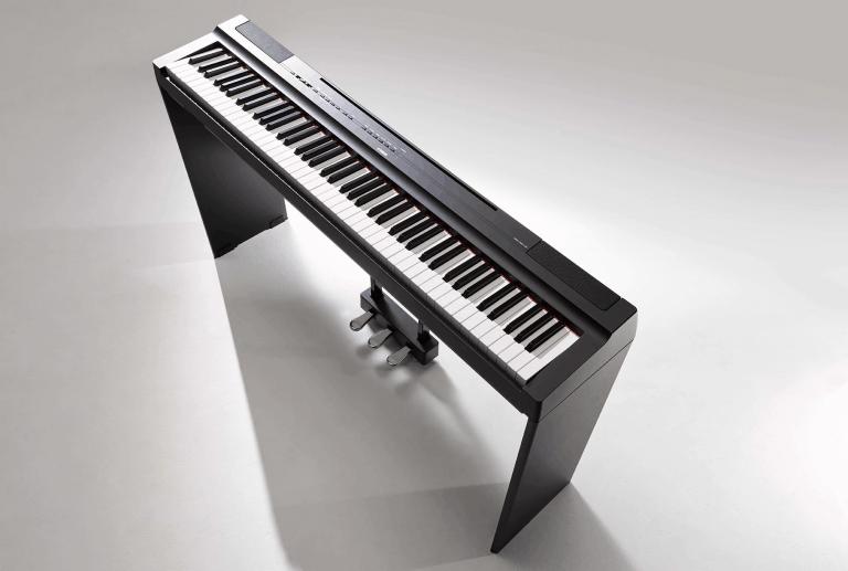 Yamaha P125 Design