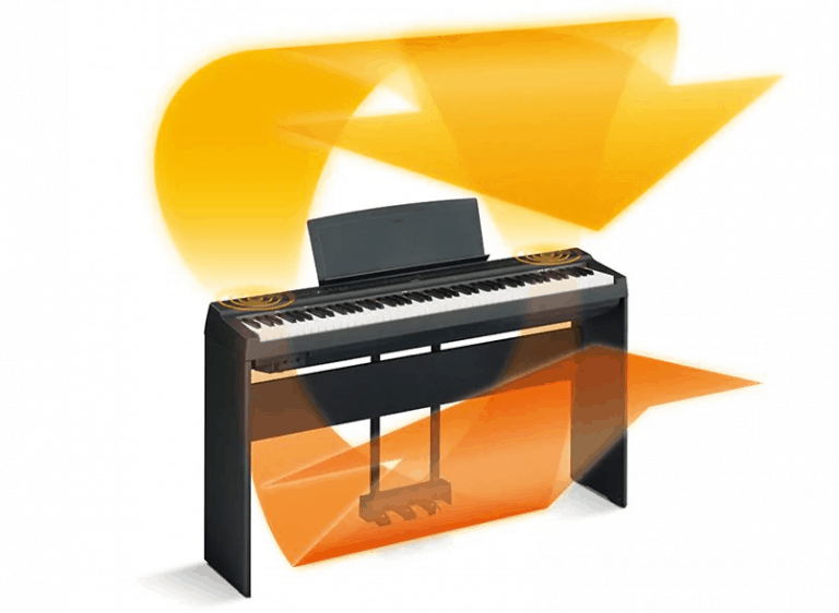 Yamaha P125 Effects