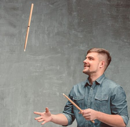 Twirl A Drumstick